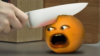 Annoying Orange DIES!!! (Supercut)