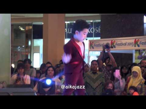 130421 Little PSY Showtime K Festival Taman Anggrek