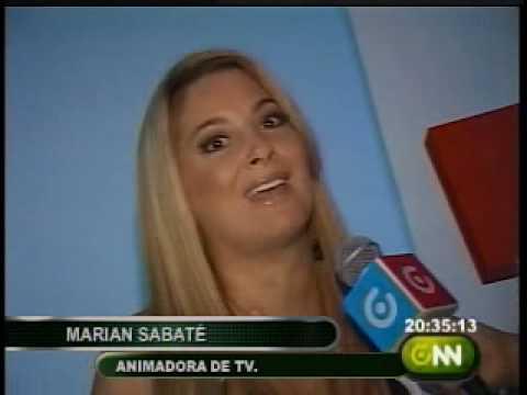 Marian Sabaté fue dada de alta y esta mejor que nunca