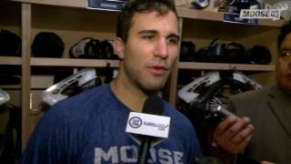 POST GAME   Patrice Cormier