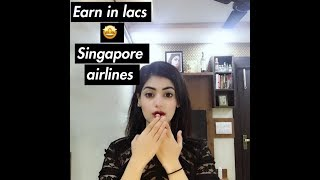 Singapore airlines cabin crew interview in delhi