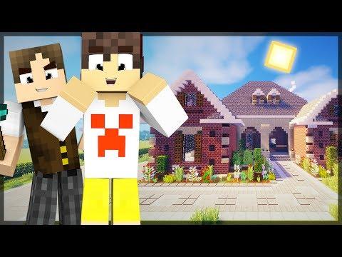 Minecraft Épico #34: REFORMEI A CASA DO CRONOS SEM ELE SABER! thumbnail