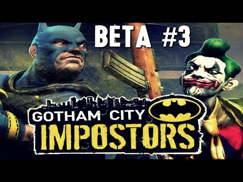Gotham City Impostors Beta Pt 3 video