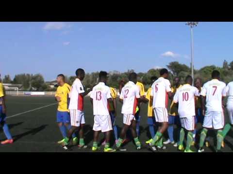 Coupe d'Afrique d'Alsace 2015 7ieme Edition