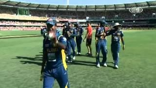 3rd ODI AUS v SL - Match Wrap