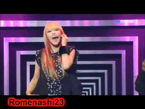 4 Minute - I My Me Mine (7teen Debut Stage) video