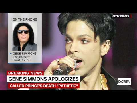 Gene Simmons: 'I never said that about Prince...I was misquoted'