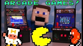 MY ARCADE Go Gamer Retro Video Game Mini Cabinets - BurgerTime, Bad Dudes Karate Champ Unboxing