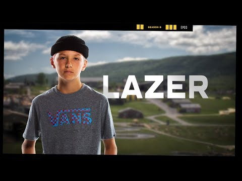 Meet Lazer Crawford - EP3 - Camp Woodward Season 9