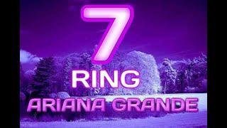 7(SEVEN) Ring - ARIANA GRANDE (Lyrics)