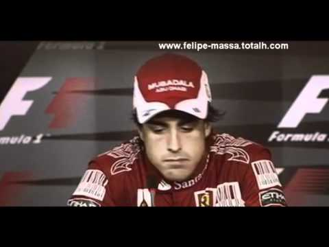Fernando Alonso interview in Germany