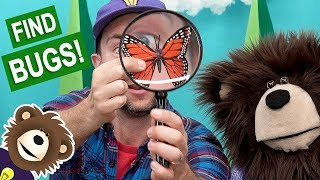 Bugs with Mayta The Brown Bear | Videos for Kids