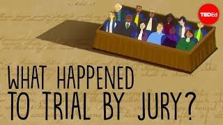 What happened to trial by jury? - Suja A. Thomas