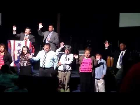 Organizing The Church of God in Santa Barbara, CA TCOG