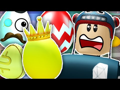 EASTER EGG FACTORY!! | Roblox