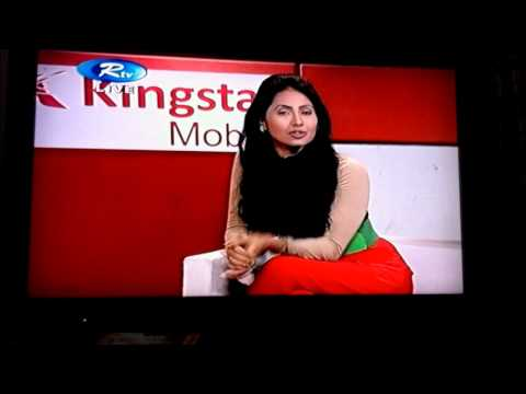 Naughty Bangla Actress Alisha Pradhan  INSULT HOST RTV jege acho ki!!!