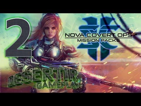 Starcraft 2 - Нова: Незримая Война | Внезапный Удар | Часть 2 (Эксперт) (Нова: Секретная Операция)
