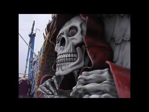 Calistas spookhuis ritje