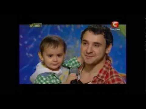 Украина мае талант 4 Ярослав Студеновский.mov