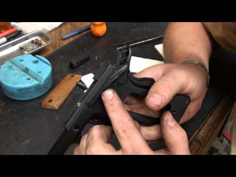 Colt 1911 Pistol Complete Disassembly