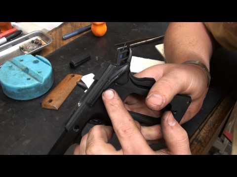 Colt 1911 Pistol Complete Disassembly