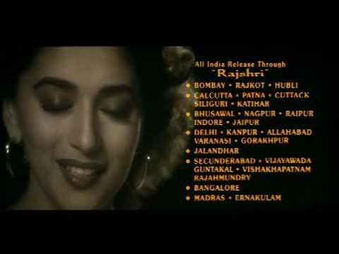 Salman Khan& Madhuri Dixit in Hum Aapke Hain Koun - Title...