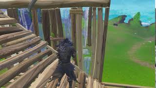 Fortnite - Bolt Action running up ramp