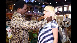 Download SCOAN 16/07/17: Healing & Deliverance | Live Sunday with TB Joshua (Part 1/3) 3Gp Mp4