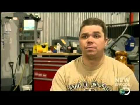 American Chopper Senior vs Junior - Mikey Out ? (S03E10)