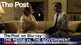 """The Post   """"The Media vs. The Government"""" TV Commercial   20th Century FOX"""