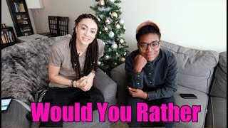 Download Lagu Would You Rather (Social Media Edition) w/ JADE!!! Gratis STAFABAND