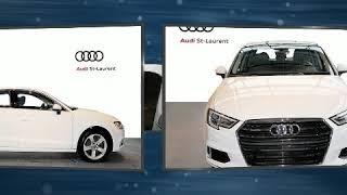 2018 Audi A3 PREMIUM PKG APPLE PLAY/ SENSORS