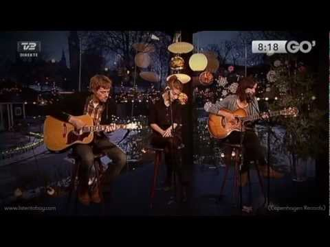 BOY - Little Numbers (Acoustic Version) Live