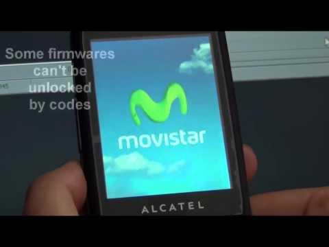 Alcatel OT-905 Direct Unlock USB 5 seconds