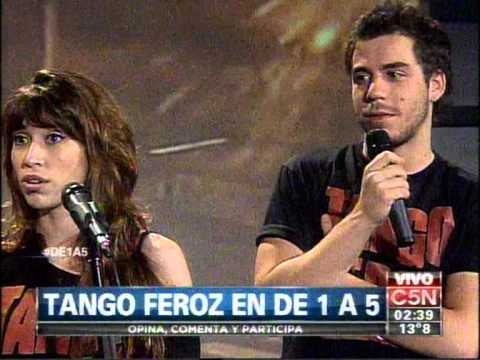 C5N - MUSICA: TANGO FEROZ EN DE 1 A 5