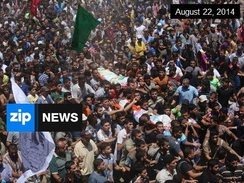 3 Hamas Leaders Killed - August 22, 2014