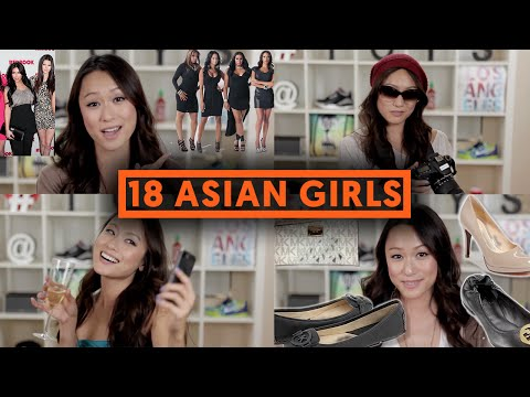 18 TYPES OF ASIAN GIRLS thumbnail