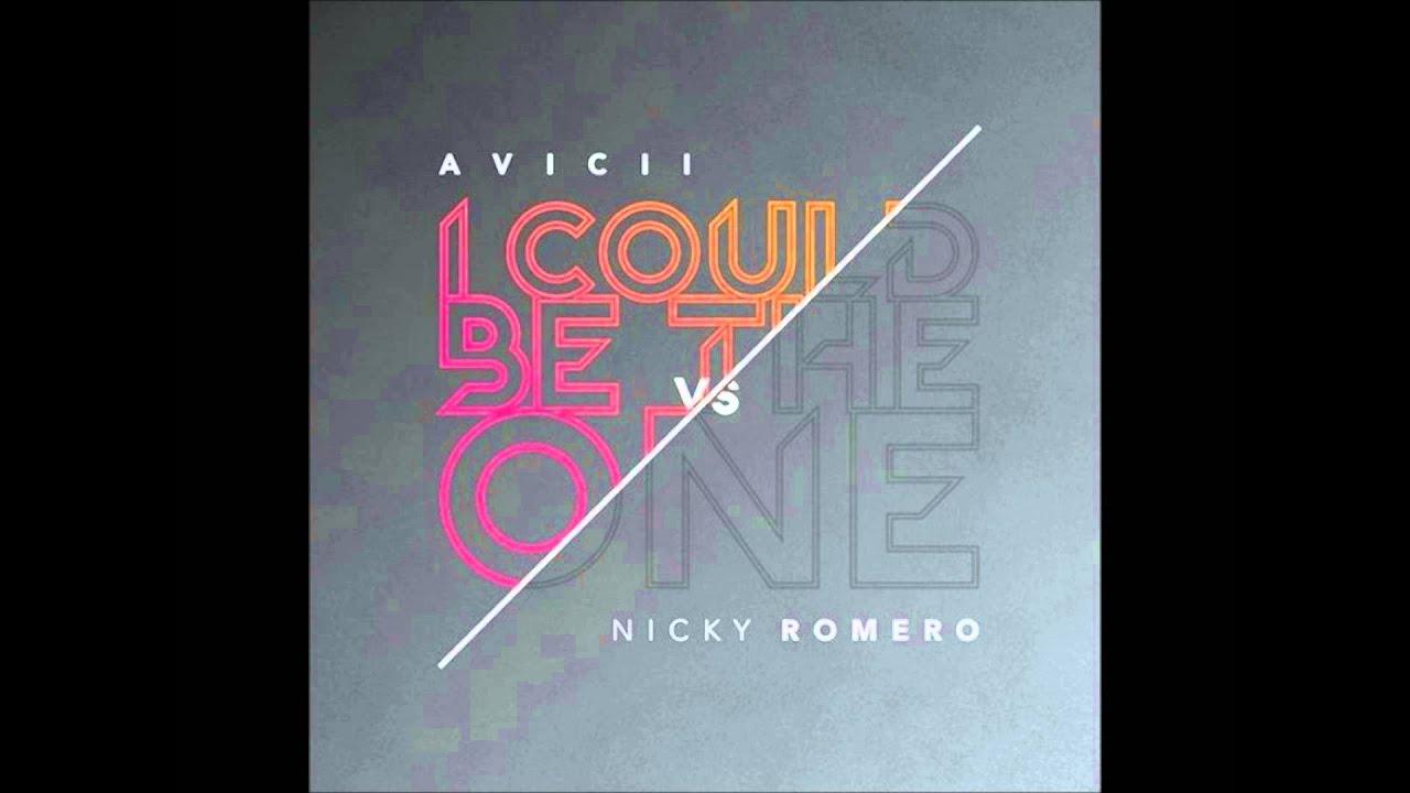 Avicii vs nicky romero i could be the one original mix youtube