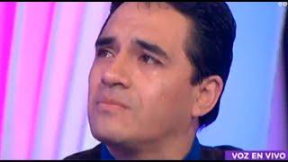 'Pedro Fernández' se quiebra al oir cantar a su hijo de 8 años