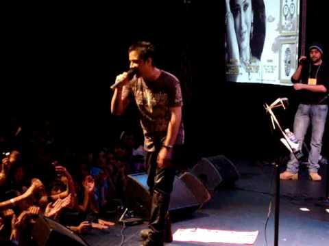 Ali Zafar Masti Tour 2009 Dallas Part 9