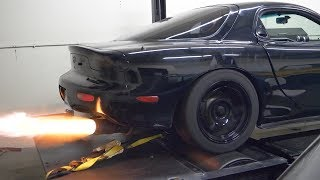 We maxed out the GTX4202R turbo on the Dyno! And lived!