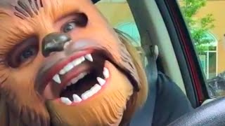 Chewbacca Lady TAKES OVER FACEBOOK | What's Trending Now