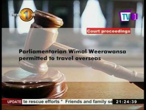 court grants wimal w|eng