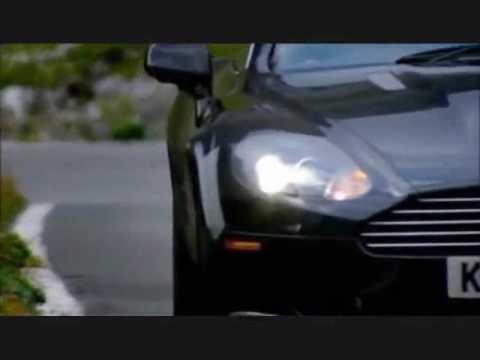 Aston Martin Rapide, промо
