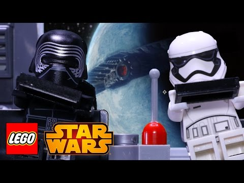 LEGO Star Wars: Gaming with Kylo