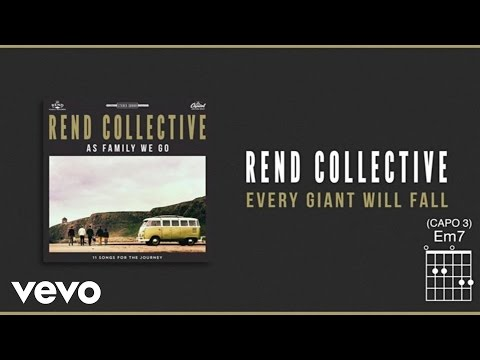 Rend Collective - Every Giant Will Fall