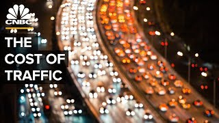 How Much Do Traffic Jams Cost The U.S. Economy?