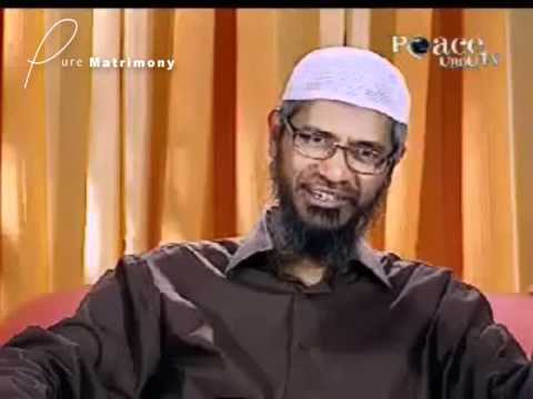 Dr Zakir Naik - Dr. Zakir Naik  | How to Have Successful Married Life P2