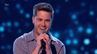 Simon Performs 'Sign Of The Times' Blind Auditions  The Voice UK 2018