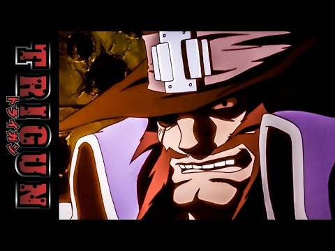 Trigun: Badlands Rumble Blu-ray &amp; DVD film clip #2